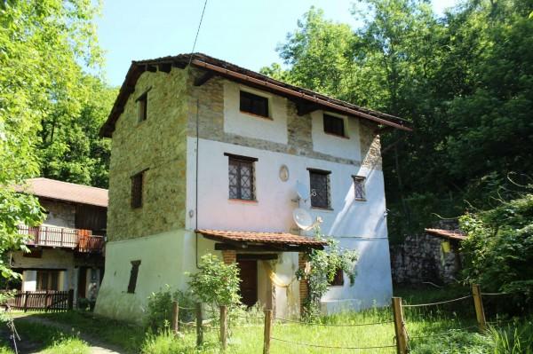 Casa indipendente in vendita a Monasterolo Casotto, Garessini, Arredato, con giardino, 110 mq - Foto 13