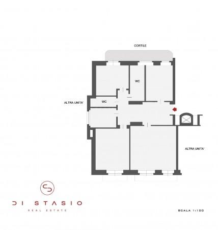 Appartamento in affitto a Torino, 120 mq - Foto 2
