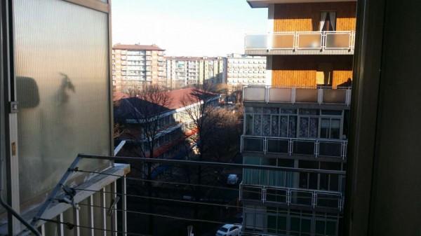 Appartamento in vendita a Torino, Corso Sebastopoli, Con giardino, 90 mq - Foto 16