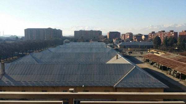 Appartamento in vendita a Torino, Corso Sebastopoli, Con giardino, 90 mq - Foto 6