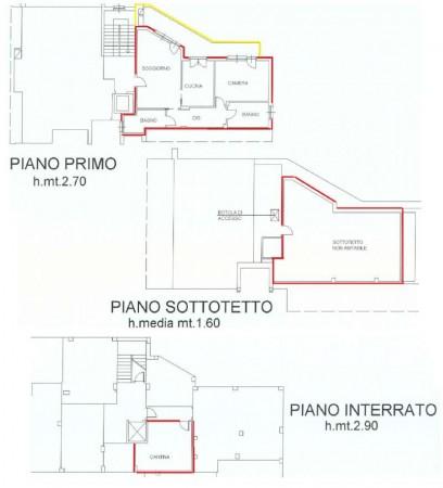 Appartamento in vendita a Alpignano, Maiolo, 90 mq - Foto 3