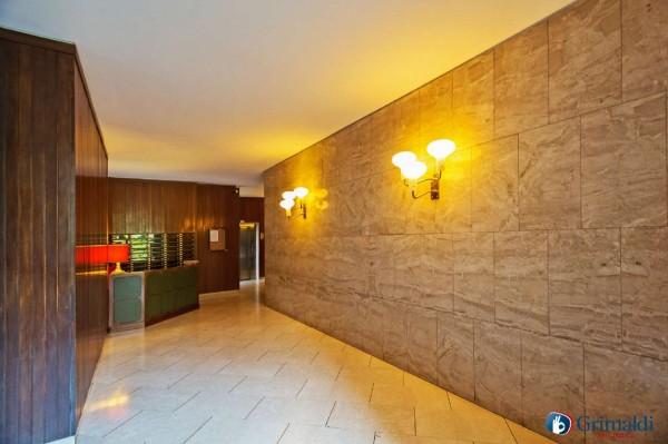 Appartamento in vendita a Milano, Con giardino, 150 mq - Foto 30