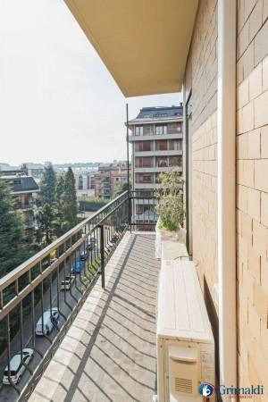 Appartamento in vendita a Milano, Con giardino, 150 mq - Foto 13