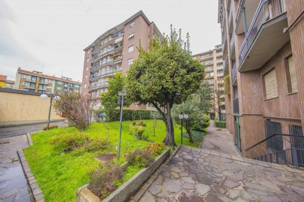 Appartamento in vendita a Milano, Affori Fn, Con giardino, 90 mq - Foto 5