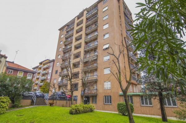 Appartamento in vendita a Milano, Affori Fn, Con giardino, 90 mq - Foto 1