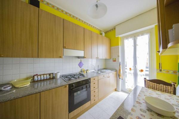 Appartamento in vendita a Milano, Affori Fn, Con giardino, 90 mq - Foto 21