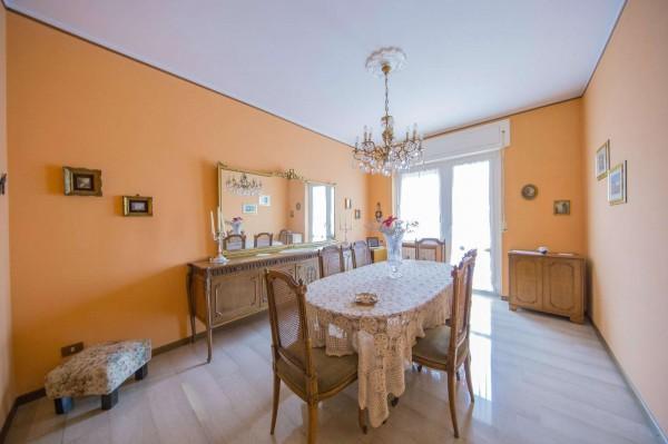 Appartamento in vendita a Milano, Affori Fn, Con giardino, 90 mq - Foto 22