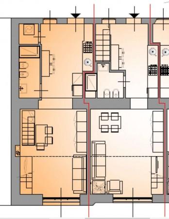 Appartamento in vendita a Milano, Piazza Dergano, Arredato, 70 mq - Foto 31
