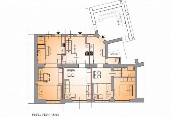 Appartamento in vendita a Milano, Piazza Dergano, Arredato, 70 mq - Foto 30