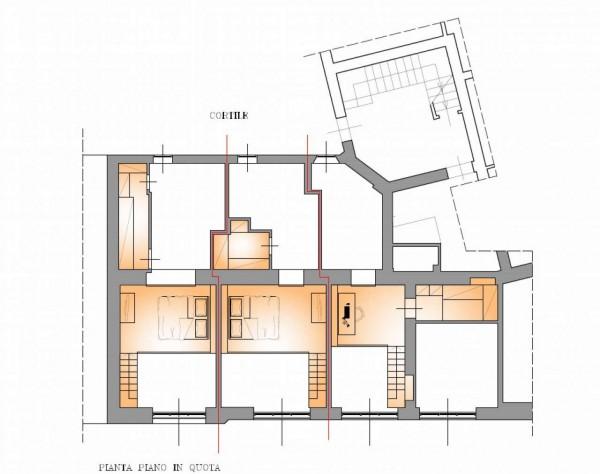 Appartamento in vendita a Milano, Piazza Dergano, Arredato, 70 mq - Foto 29