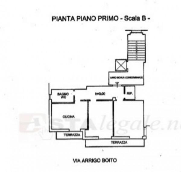 Appartamento in vendita a Scandicci, Scandicci, Con giardino, 62 mq - Foto 2