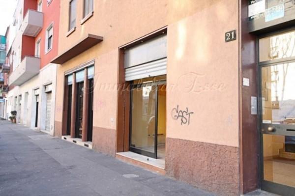 Negozio in vendita a Milano, San Siro, 50 mq - Foto 5