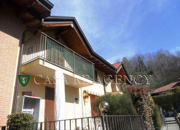 Appartamento in vendita a Induno Olona, San Cassano, Con giardino, 112 mq