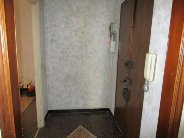 Appartamento in vendita a Genova, Sampierdarena, 100 mq - Foto 4