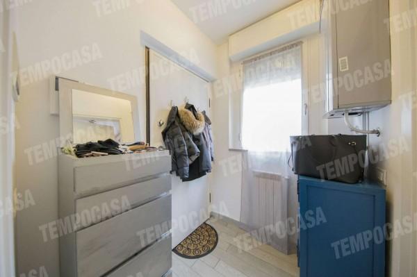 Appartamento in vendita a Milano, Affori Fn, Con giardino, 60 mq - Foto 14