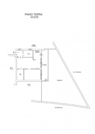Appartamento in vendita a Milano, Affori Fn, Con giardino, 60 mq - Foto 2