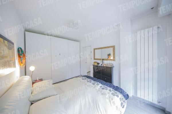 Appartamento in vendita a Milano, Affori Fn, Con giardino, 60 mq - Foto 8