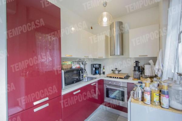 Appartamento in vendita a Milano, Affori Fn, Con giardino, 60 mq - Foto 11
