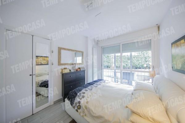 Appartamento in vendita a Milano, Affori Fn, Con giardino, 60 mq - Foto 9