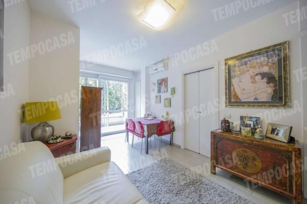 Appartamento in vendita a Milano, Affori Fn, Con giardino, 60 mq - Foto 12