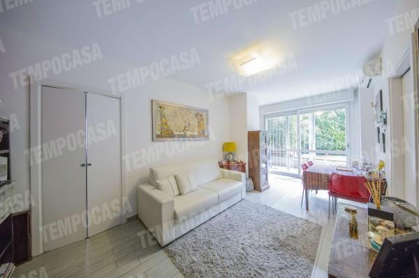 Appartamento in vendita a Milano, Affori Fn, Con giardino, 60 mq - Foto 22