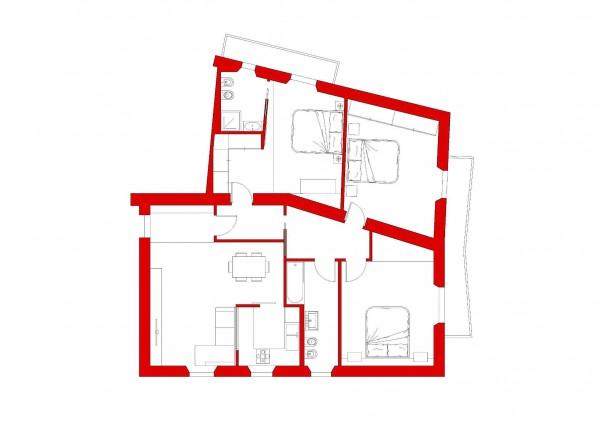 Appartamento in vendita a Roma, Statuario, Con giardino, 133 mq - Foto 1