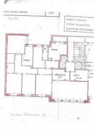 Appartamento in affitto a Milano, Quadrilatero, Con giardino, 155 mq - Foto 2
