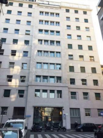 Appartamento in affitto a Milano, Quadrilatero, Con giardino, 155 mq - Foto 3