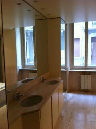 Appartamento in affitto a Milano, Quadrilatero, Con giardino, 155 mq - Foto 12