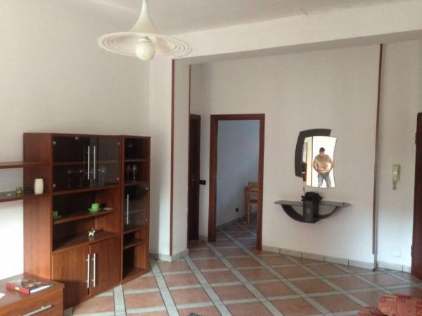 Appartamento in affitto a Gallarate, Arredato, con giardino, 85 mq