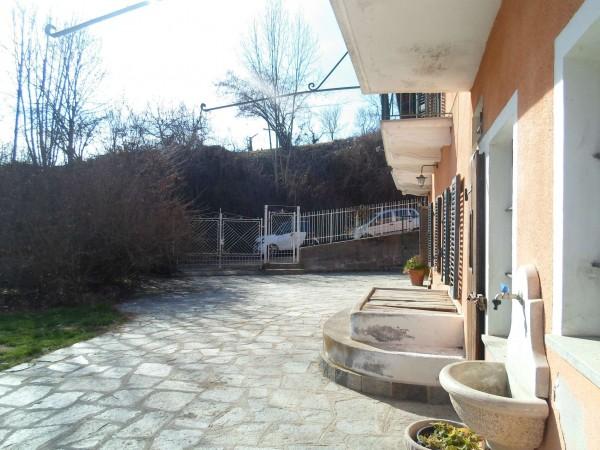 Rustico/Casale in vendita a Baldissero Torinese, Collinare, Con giardino, 187 mq - Foto 9