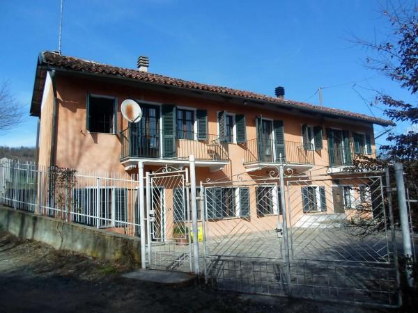 Rustico/Casale in vendita a Baldissero Torinese, Collinare, Con giardino, 187 mq