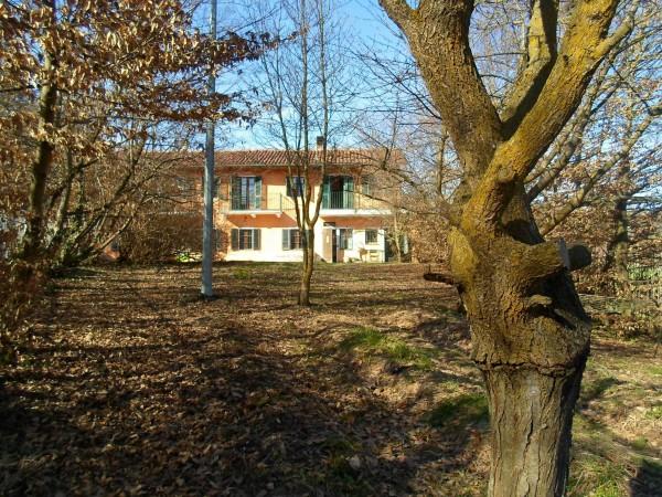 Rustico/Casale in vendita a Baldissero Torinese, Collinare, Con giardino, 187 mq - Foto 1