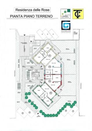 Appartamento in vendita a Alpignano, Semicentrale, Con giardino, 83 mq - Foto 3