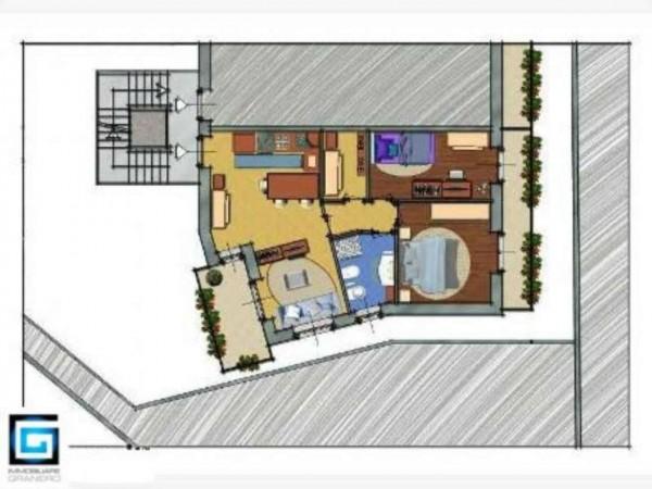 Appartamento in vendita a Alpignano, Musicisti, 90 mq - Foto 5