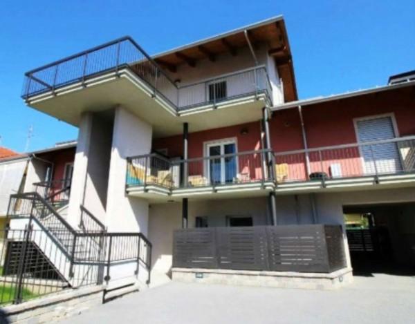 Appartamento in vendita a Alpignano, Centro, Con giardino, 118 mq