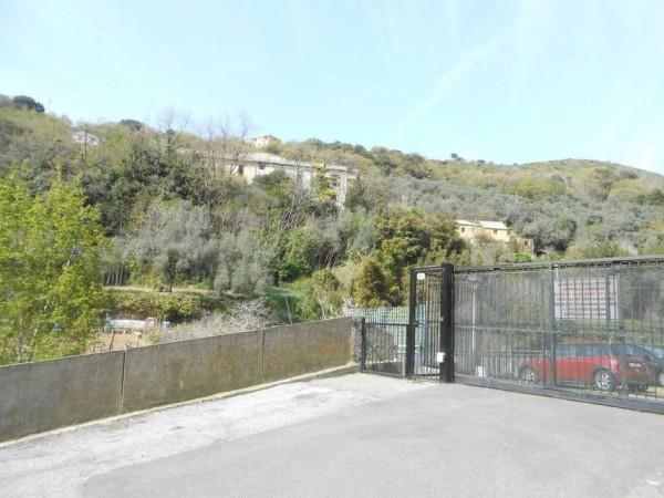 Appartamento in affitto a Genova, Adiacenze Monoblocco, Arredato, con giardino, 77 mq - Foto 6