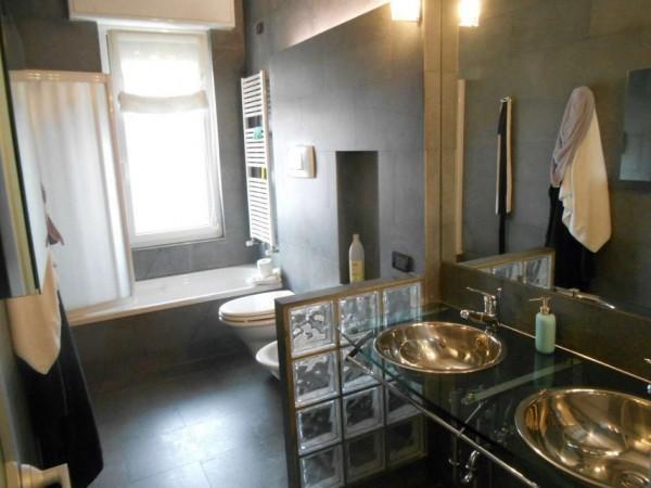 Appartamento in affitto a Genova, Adiacenze Monoblocco, Arredato, con giardino, 77 mq - Foto 16