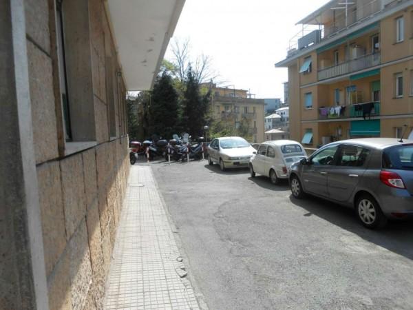Appartamento in affitto a Genova, Adiacenze Monoblocco, Arredato, con giardino, 77 mq - Foto 10
