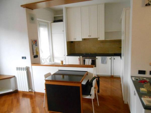 Appartamento in affitto a Genova, Adiacenze Monoblocco, Arredato, con giardino, 77 mq - Foto 43