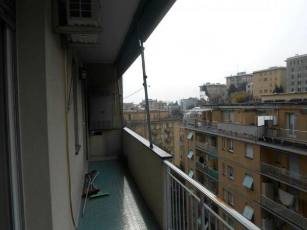 Appartamento in affitto a Genova, Adiacenze Monoblocco, Arredato, con giardino, 77 mq - Foto 12