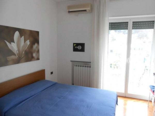 Appartamento in affitto a Genova, Adiacenze Monoblocco, Arredato, con giardino, 77 mq - Foto 36