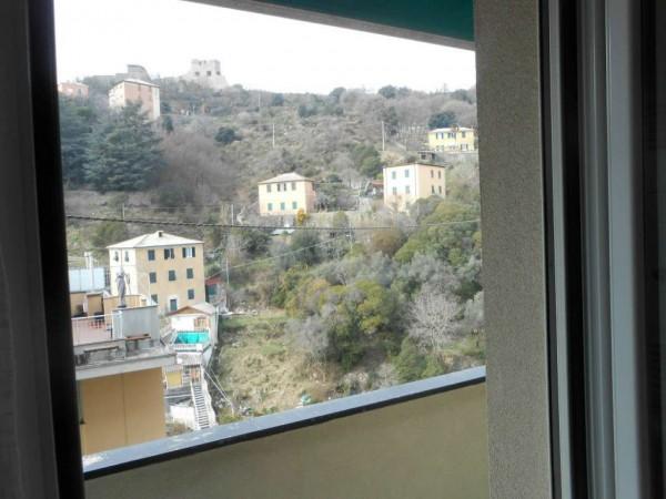 Appartamento in affitto a Genova, Adiacenze Monoblocco, Arredato, con giardino, 77 mq - Foto 15