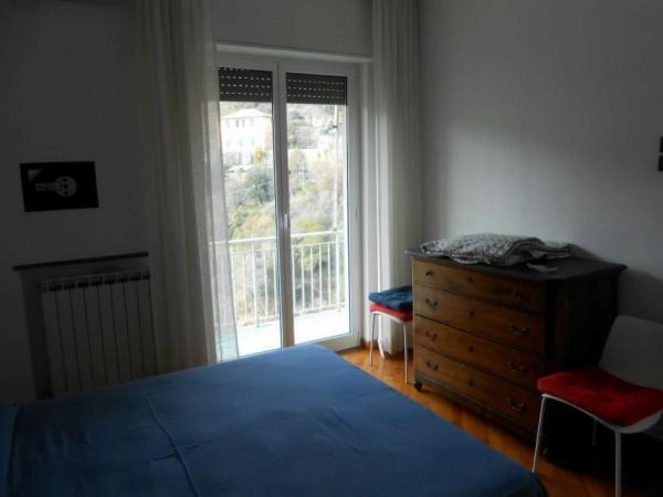 Appartamento in affitto a Genova, Adiacenze Monoblocco, Arredato, con giardino, 77 mq - Foto 20