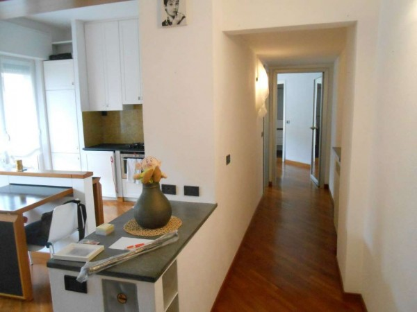 Appartamento in affitto a Genova, Adiacenze Monoblocco, Arredato, con giardino, 77 mq - Foto 41