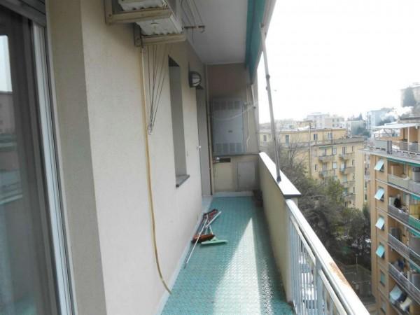Appartamento in affitto a Genova, Adiacenze Monoblocco, Arredato, con giardino, 77 mq - Foto 27