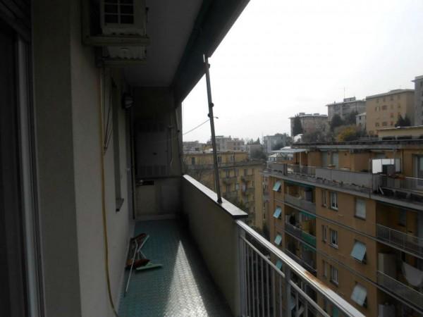 Appartamento in affitto a Genova, Adiacenze Monoblocco, Arredato, con giardino, 77 mq - Foto 29