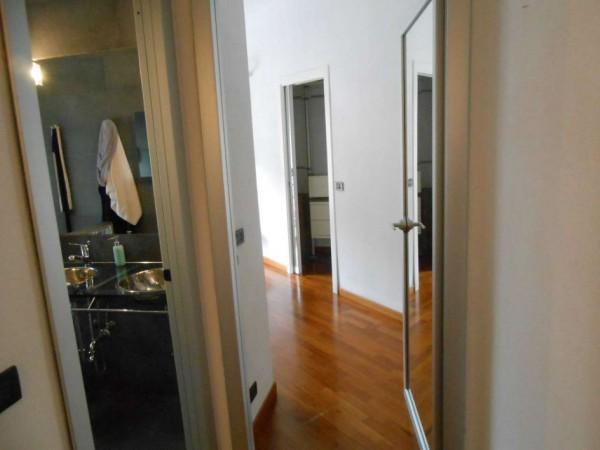 Appartamento in affitto a Genova, Adiacenze Monoblocco, Arredato, con giardino, 77 mq - Foto 18