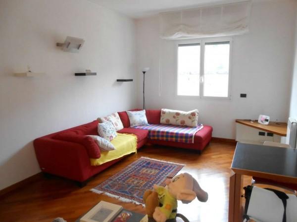 Appartamento in affitto a Genova, Adiacenze Monoblocco, Arredato, con giardino, 77 mq - Foto 45