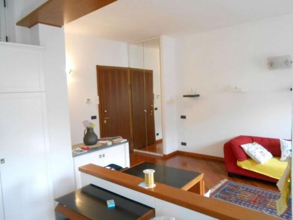 Appartamento in affitto a Genova, Adiacenze Monoblocco, Arredato, con giardino, 77 mq - Foto 26
